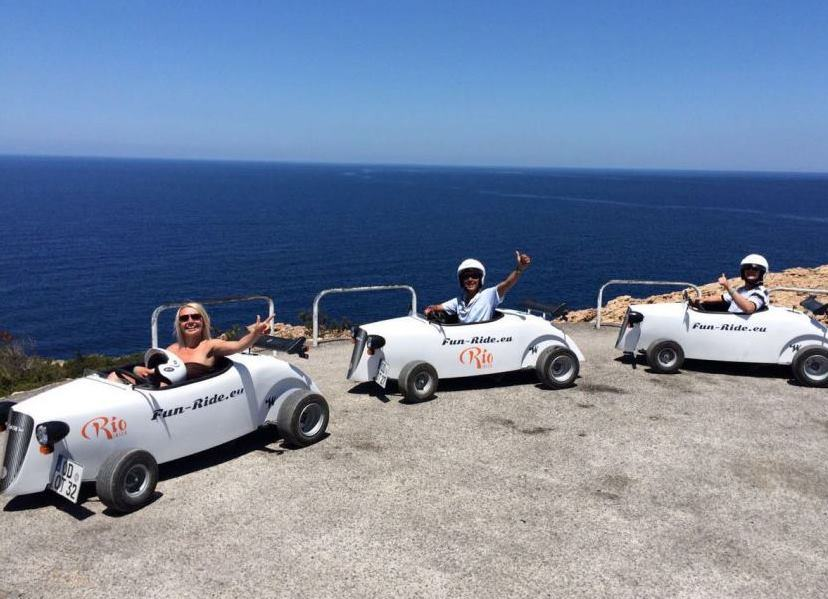 small cars tours